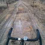 Muddy roads are not an issue.