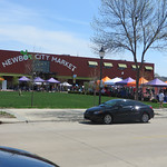 Newbo city market had a great turnout. Perfect weather for outside market.